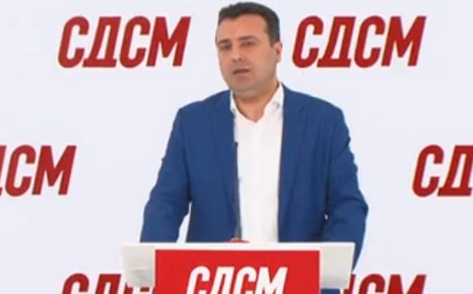 Кој губи има право да се лути, Заев: Губам затоа што анкетарите се опозициони