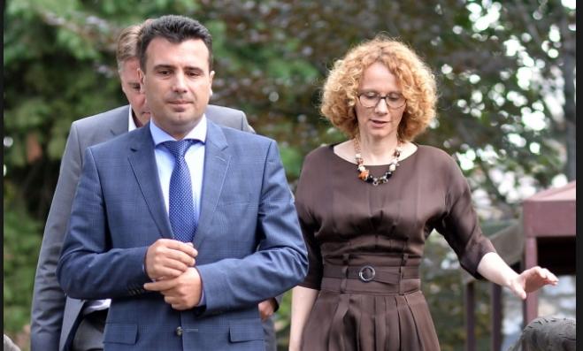 Ковачки: Шекеринска ја злоупотреби армијата, офицери во армиска униформа беа дел од спот на СДСМ што е казниво дело
