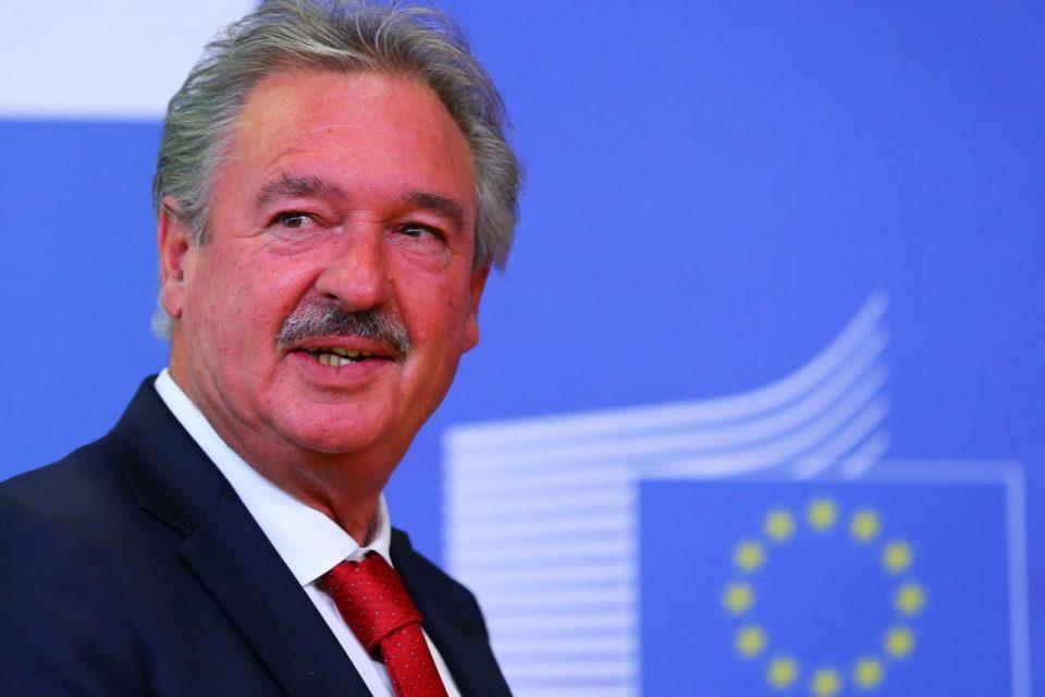 Шефот на дипломатијата на Луксембург во посета на Скопје