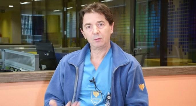 Жан Митрев со препораки за борба против коронавирусот, никако вежбање надвор (ВИДЕО)