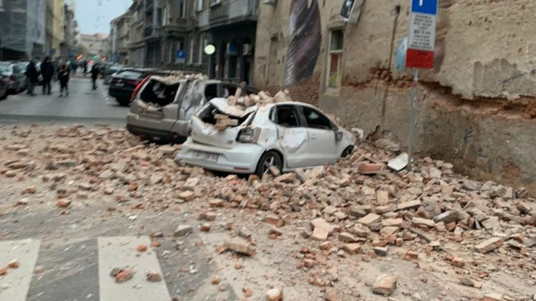 ВИДЕО: На хаосот во Загреб му нема крај, Милановиќ ја извади армијата на терен