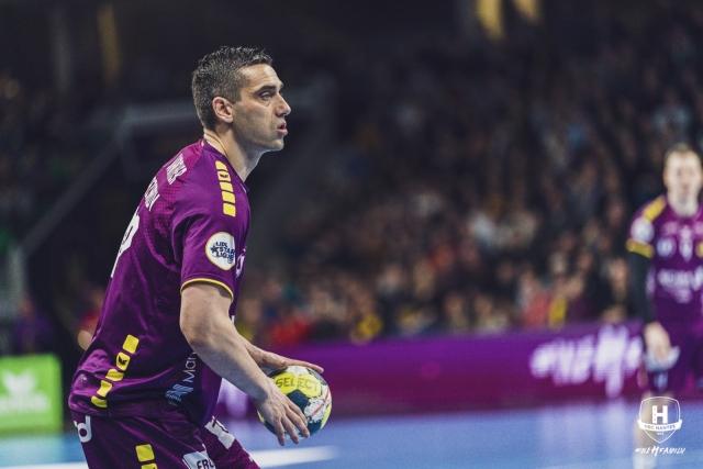 Лазаров и Манасков забележаа победи со своите екипи во ракометната Лига на шампиони