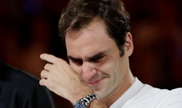 Федерер: Нема ГИФ за да ви опишам како се чувствувам!