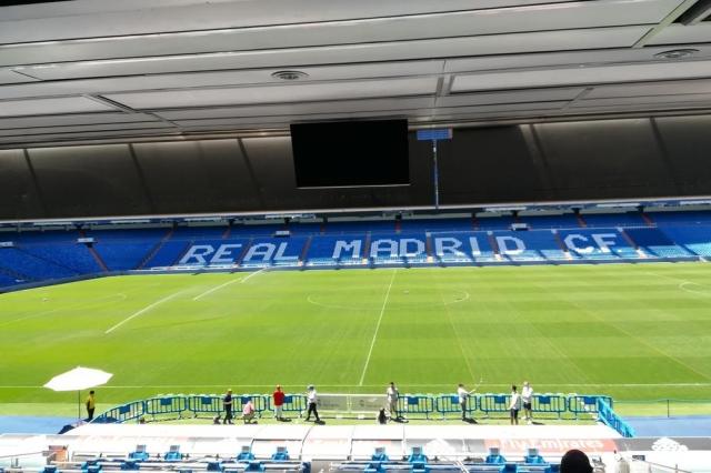 """Реал Мадрид го напушта """"Бернабеу"""" и се сели на стадион за 6.000 навивачи"""