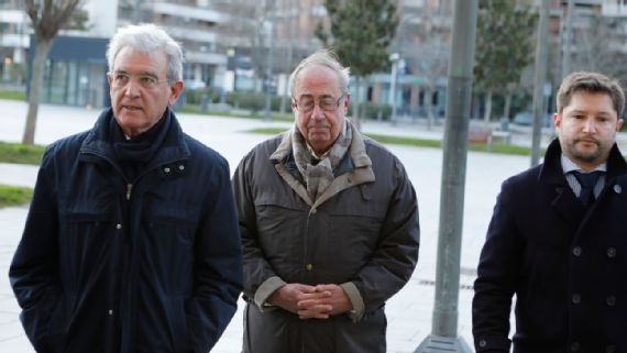 Поранешни челници на Осасуна и фудбалери на Бетис осудени за местење натпревари