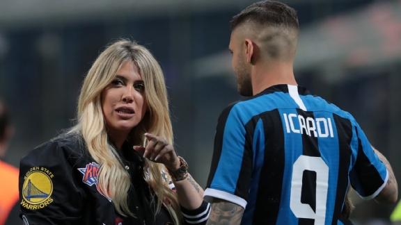 Ванда Нара донесе одлука во името на Икарди и го шокира Интер