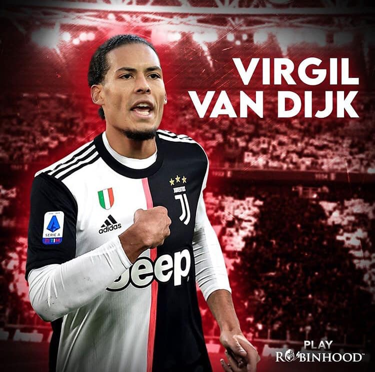 "Ливерпул и Јувентус се договорија: Ван Дијк потпиша за ""Старата дама"""