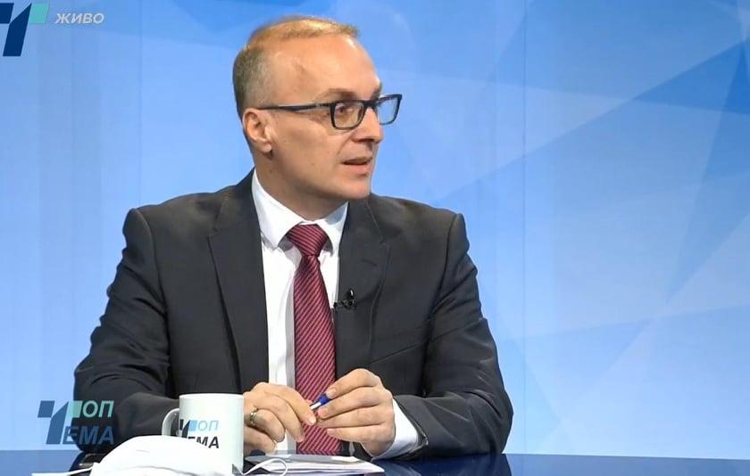 Милошоски: Владата на СДСМ ја злоупотреби законодавната моќ, Собранието им е параван тоа да ги озаконат уредбите кои немаат врска со вонредната состојба