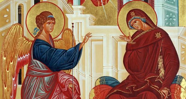 ОД КАЛЕНДАРОТ НА МПЦ: Празникот Благовештение е еден од најголемите празници на Христовата Црква