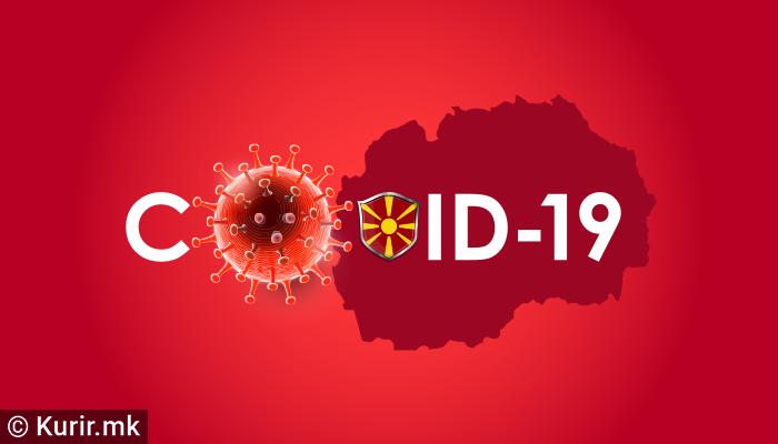 По колку заразени со коронавирус има во секој македонски град?