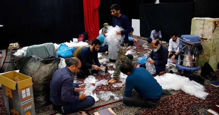 Иранци пиеле метанол против короната, повеќе од 700 лица починале и повеќе од 5000 се отруле