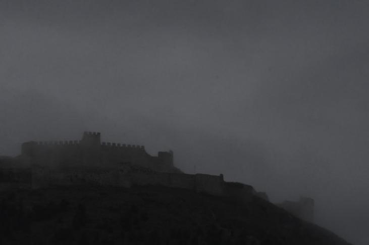 Силен ветер и пороен дожд во Грција