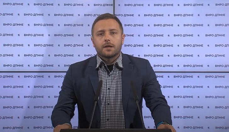 Арсовски: Славијанка лаже како што и наредил Заев, снимката од теретаната е стара, тоа го потврди истрагата, но и од фитнес центарот