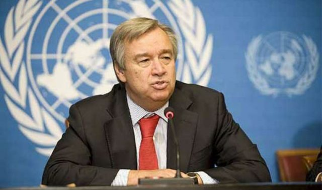 Гутереш посакува и втор мандат како генерален секретар на ОН