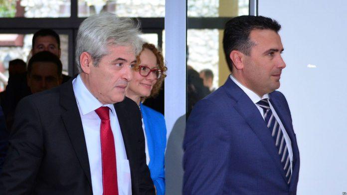 Ахмети: Нема примирје со Заев