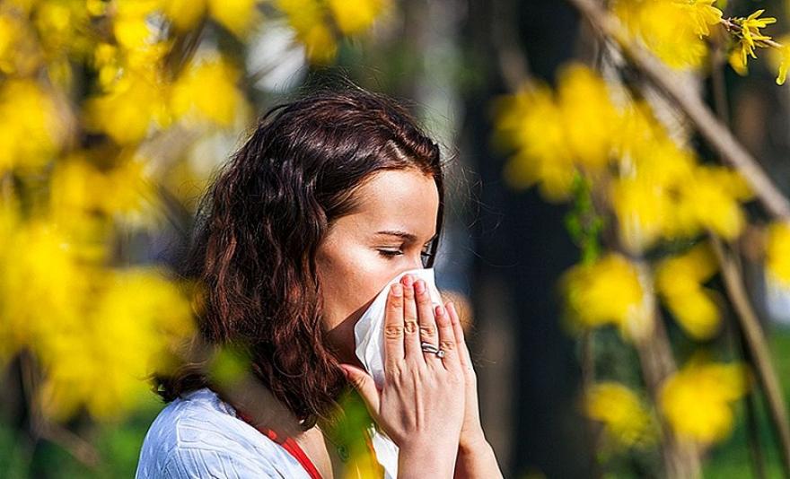 Природни лекови против пролетните алергии