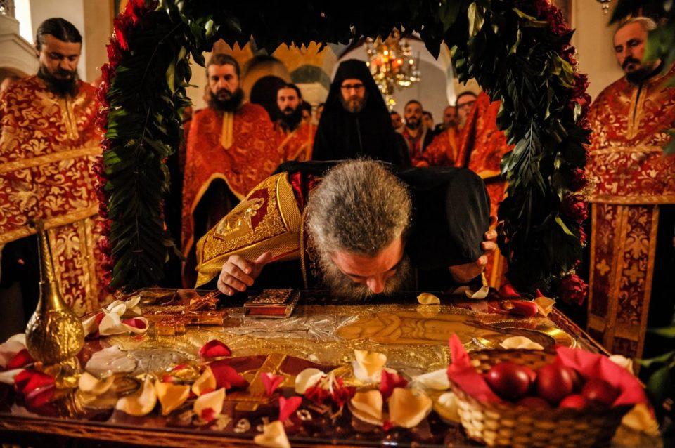 Синоќешната богослужба во Бигорски ја следеле над 250.000 луѓе во светот