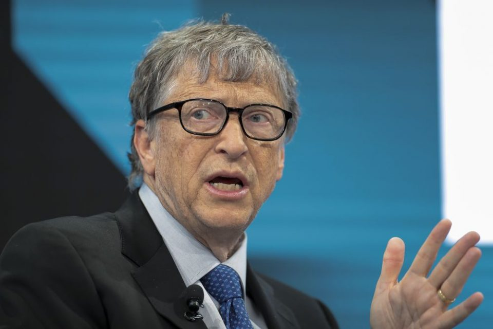 Гејтс ќе ги спречува климатските промени со инвестиција од две милијарди долари