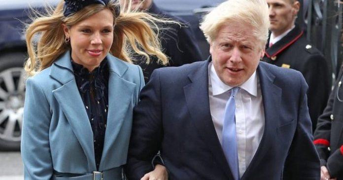 Свршеницата на британскиот премиер имала симптоми на коронавирус