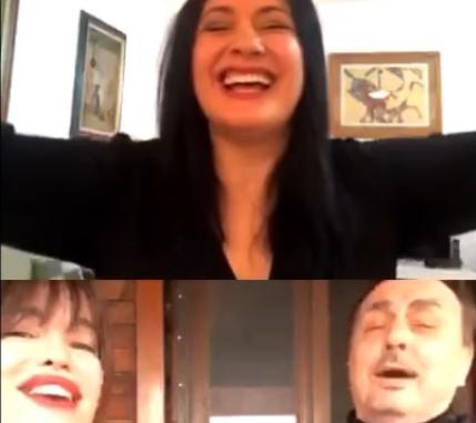 Три врвни вокали ќе ви го стоплат срцето: Калиопи, Северина и Кеба ја запеаја македонската народна песна (ВИДЕО)