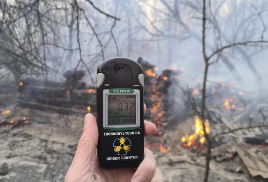Нови пожари во околината на Чернобил