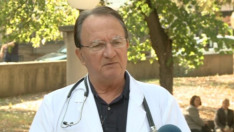 Чибишев: Вакцината е средство кое што може да ја стави под контрола пандемијата кое за жал во Македонија се уште го нема поради неспособноста на власта