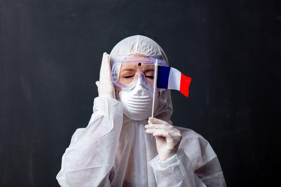 Рекорден број на заразени во Франција, 32.427 за еден ден