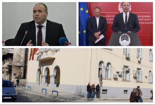 Изјавата на Димитриевски потврда дека Владата не е способна да се справи со ситуацијата на државно и локално ниво