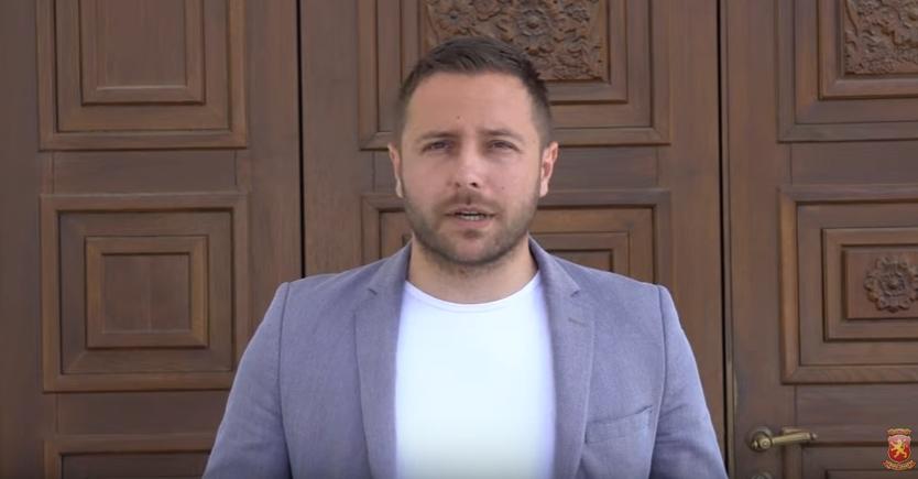 Арсовски: Време е да заврши шерифското однесување на Вице Заев и Зоран Заев
