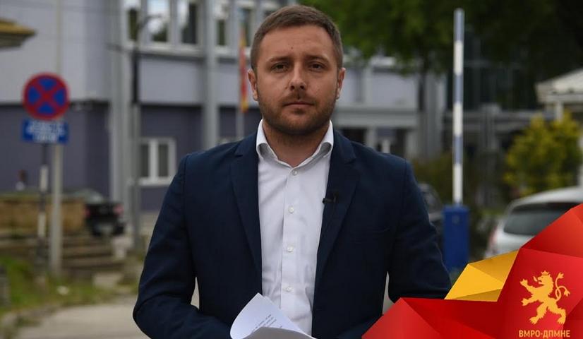 Арсовски: СДСМ фалсификаторска да се извини на јавноста што безочно ширеше лаги за Мицкоски