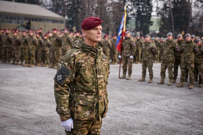 Генералштабот на словенечката армија доби нов началник