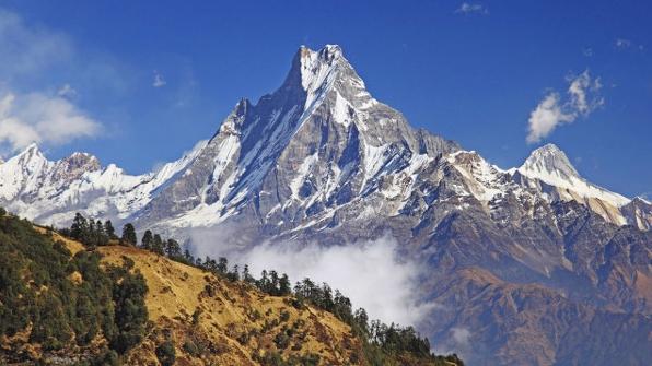 По намаленото загадување во Индија, Хималаите видливи за прв пат по 30 години