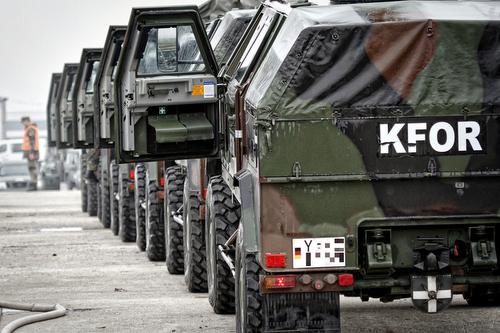 Тројца словенечки војници на КФОР заразени со новиот коронавирус