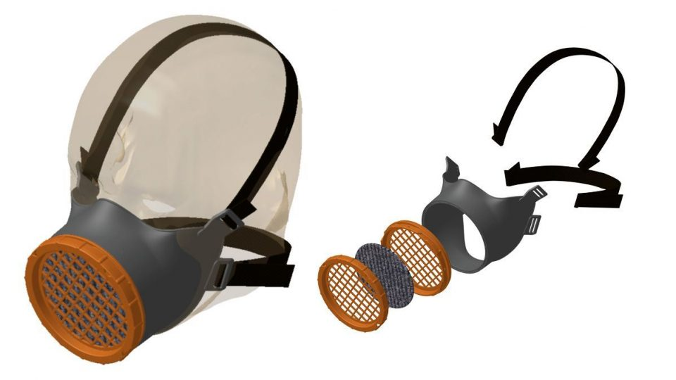 Французите ќе произведуваат маски кои можат да се носат 100 пати
