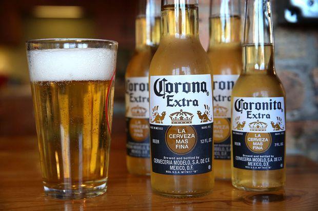 "Стопирано производството на пивото ""Корона"""