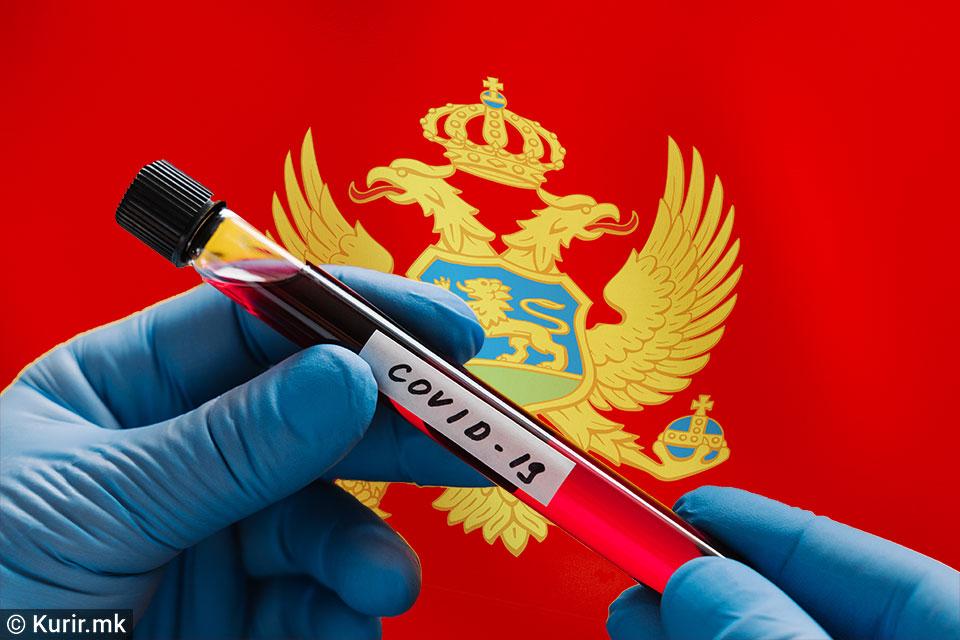 Во Црна Гора нема новозаразени со Ковид-19