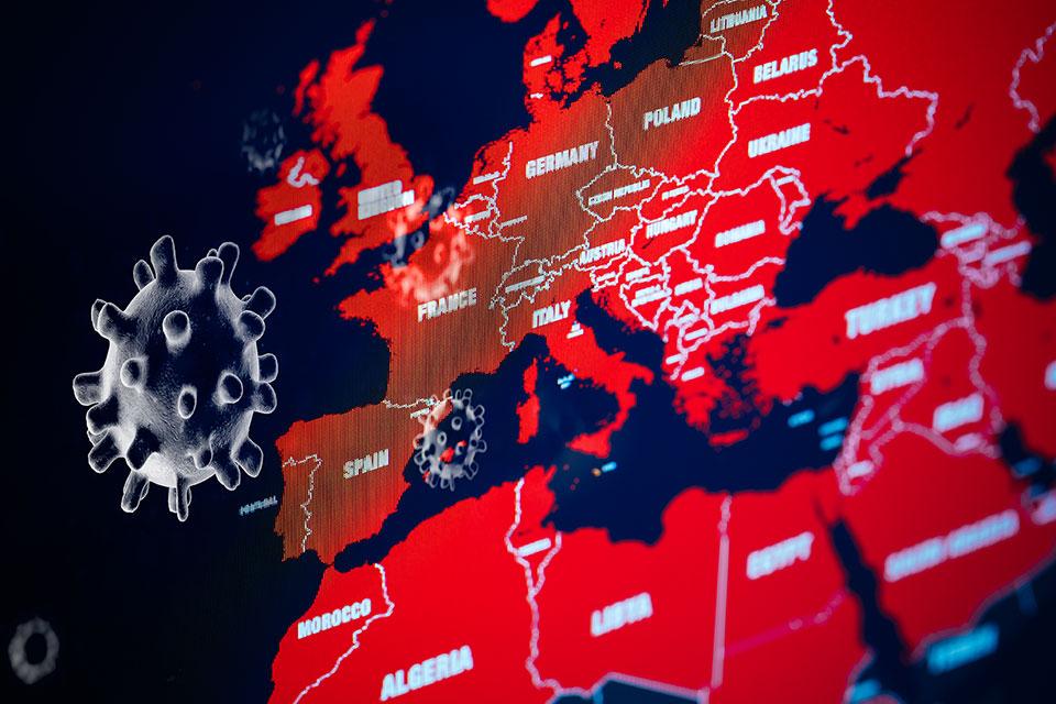 СЗО: Над 687.000 заразени со новиот коронавирус во Европа