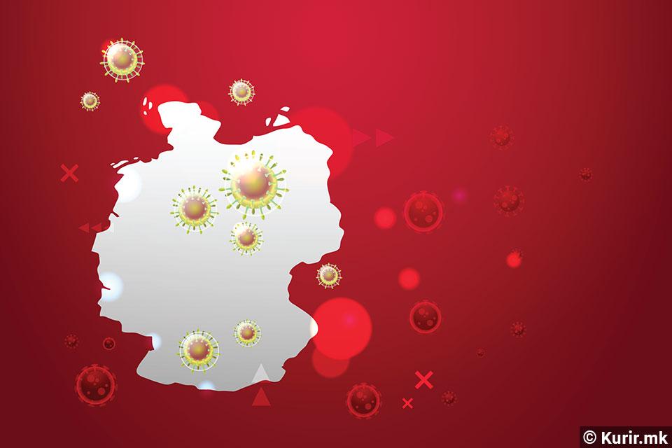 Меркел: Епидемиолошката состојба во Германија е загрижувачка