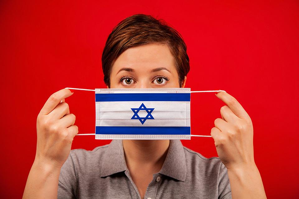Израел ја врати мерката, од денеска повторно задолжително носење маска во јавност