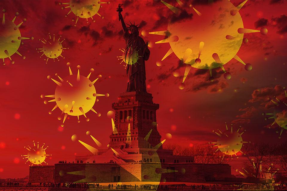 Најсмртоносен ден во Њујорк, за 24 часа починале 562 лица