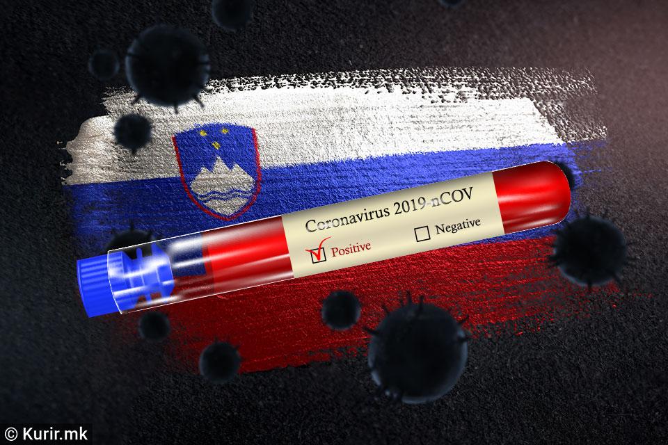 Најмал број новозаразени во Словенија од почетокот на епидемијата