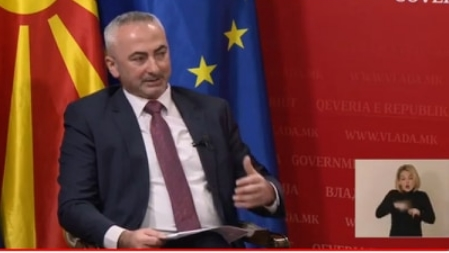 На граѓаните им е преку глава од СДСМ: Само 17 луѓе го следат настанот од Влада