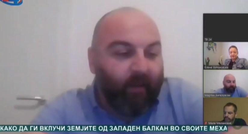 Ангеловски: Мерките на владата во доменот на угостителството се донесени во правец на поголеми задолжување на фирмите