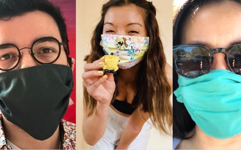 Научниците обелоденија: Кои маски од домашен материјал најдобро ќе ве заштитат од коронавирусот? (ВИДЕО)