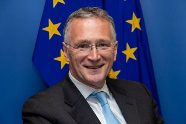 Претседателот на Европскиот истражувачки совет поднесе оставка