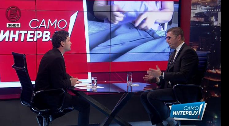 Мицкоски: Никој не зборува за посттрауматски ефекти од оваа криза, народот е во страв