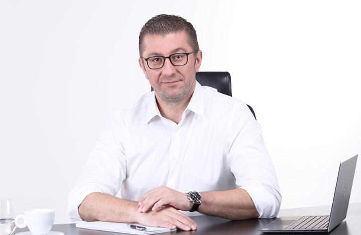Мицкоски: Доколку СДСМ одлучат сами да одат на избори во јуни и да газат врз здравјето на граѓаните, нека им е со среќа!