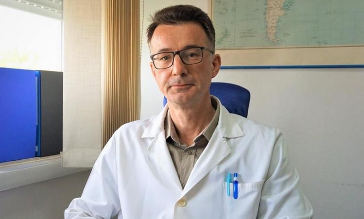 Микиќ: Претпоставка е дека вакцинираните со БСЖ се поотпорни на Ковид-19