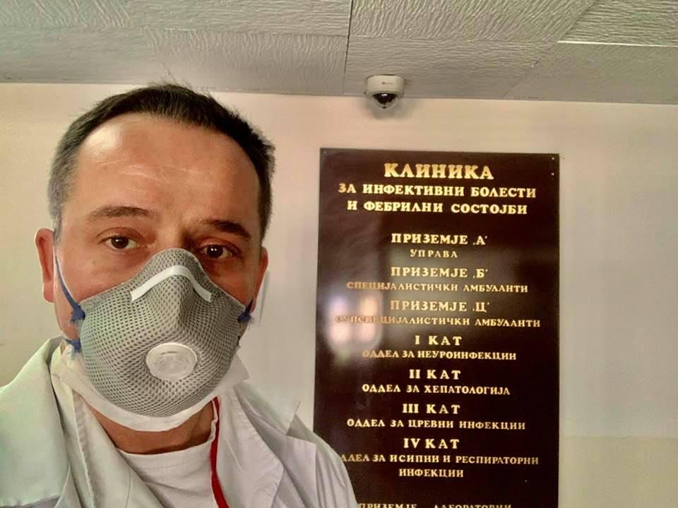 Др. Николов: Заев денес на телевизија повторно излажа дека 100 илјади е просечната плата на лекарите специјалисти