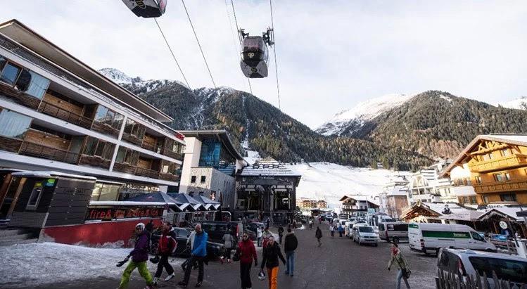 Австрија ќе ја тужат 2.500 туристи поради зараза со коронавирусот во скијачки центар